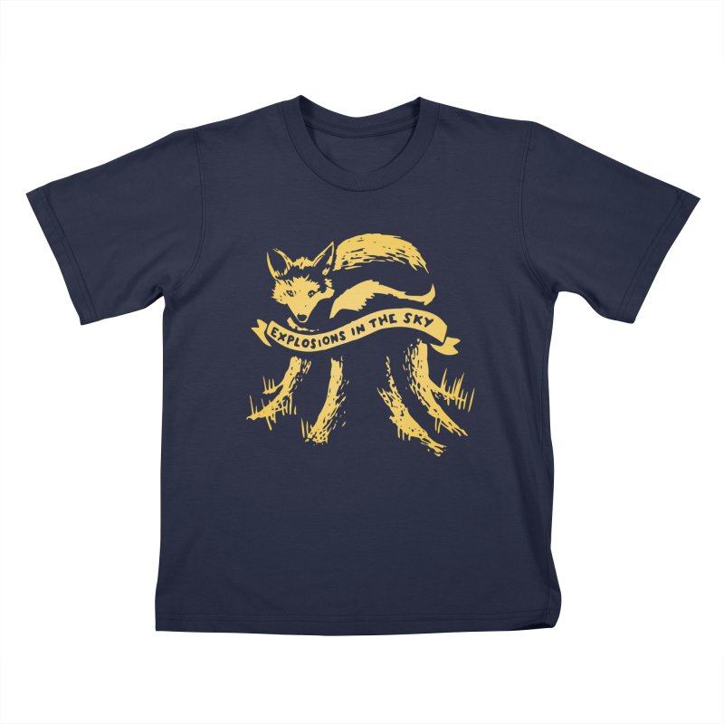Explosions in the Sky (Tour 2017) Kids T-Shirt by 1337designs's Artist Shop