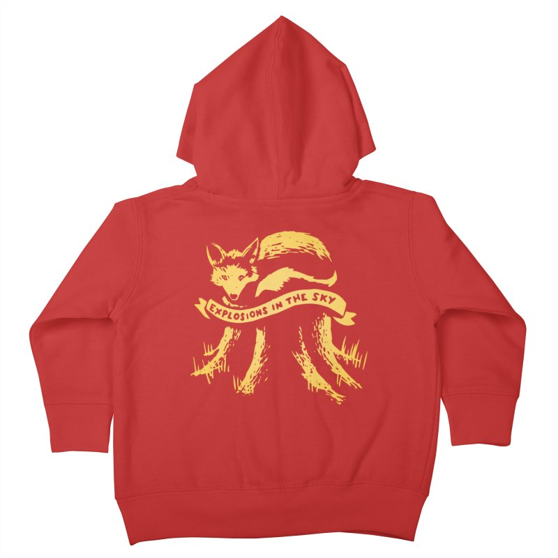 Explosions in the Sky (Tour 2017) Kids Toddler Zip-Up Hoody by 1337designs's Artist Shop