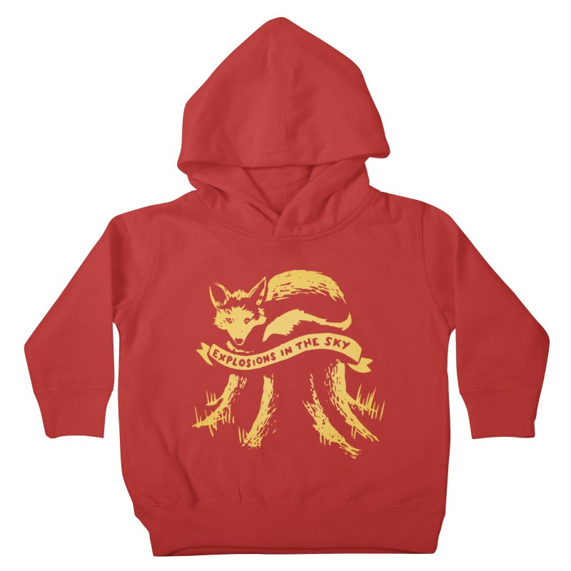 Explosions in the Sky (Tour 2017) Kids Toddler Pullover Hoody by 1337designs's Artist Shop