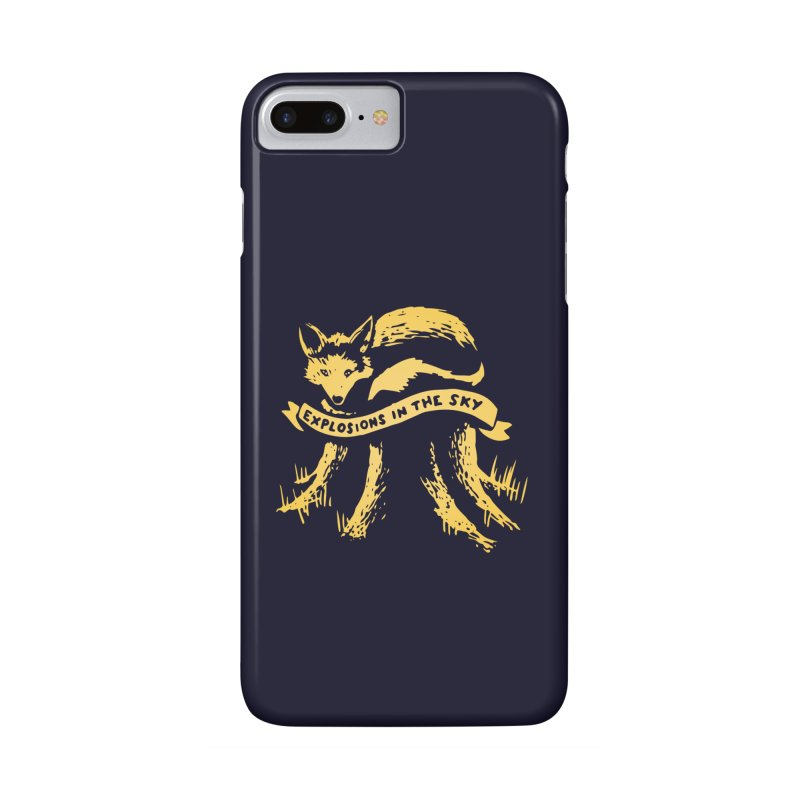 Explosions in the Sky (Tour 2017) Accessories Phone Case by 1337designs's Artist Shop