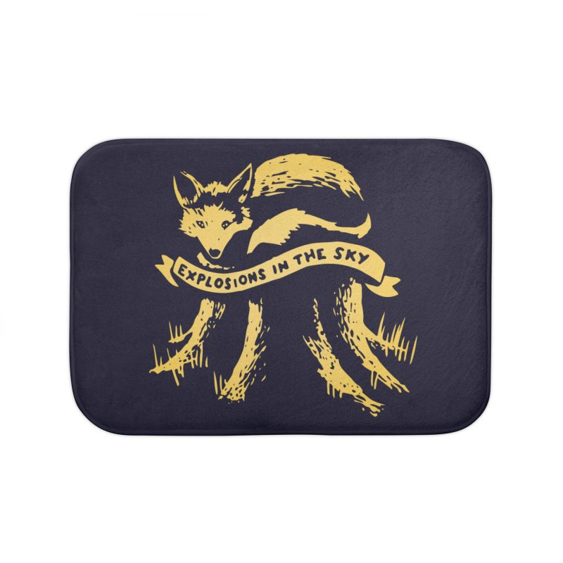 Explosions in the Sky (Tour 2017) Home Bath Mat by 1337designs's Artist Shop