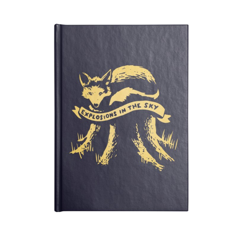 Explosions in the Sky (Tour 2017) Accessories Notebook by 1337designs's Artist Shop