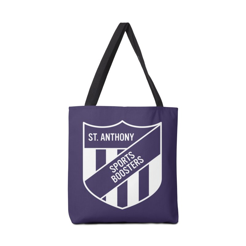 St.Anthony Sports Boosters Accessories Tote Bag Bag by 144design