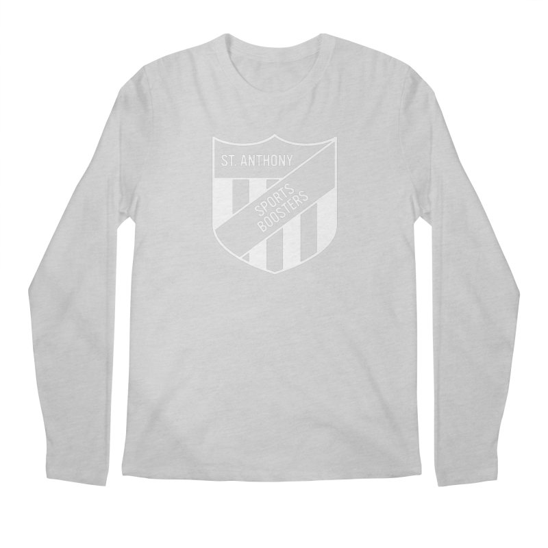St.Anthony Sports Boosters Men's Longsleeve T-Shirt by 144design