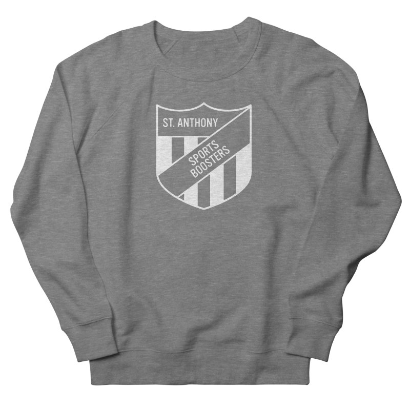 St.Anthony Sports Boosters Men's Sweatshirt by 144design
