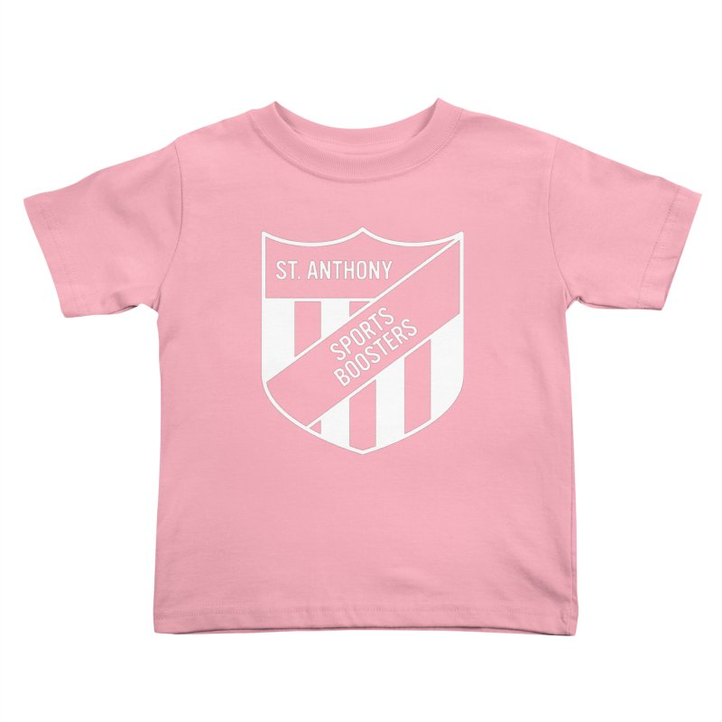 St.Anthony Sports Boosters Kids Toddler T-Shirt by 144design