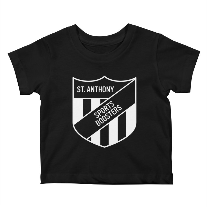 St.Anthony Sports Boosters Kids Baby T-Shirt by 144design