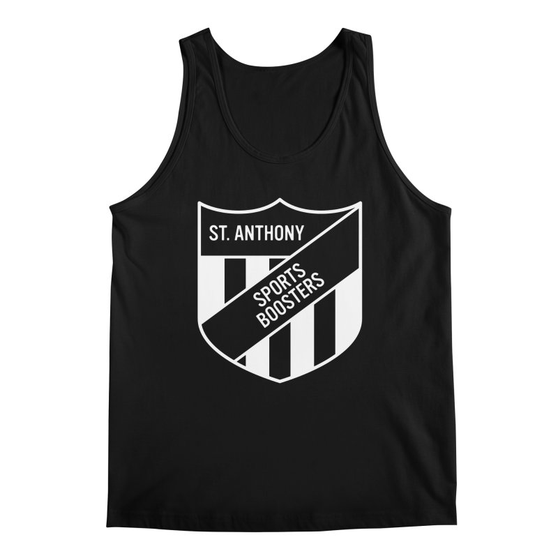 St.Anthony Sports Boosters Men's Tank by 144design