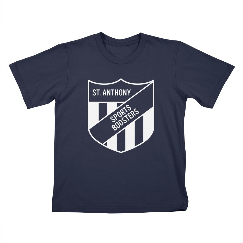 St.Anthony Sports Boosters Kids T-Shirt by 144design
