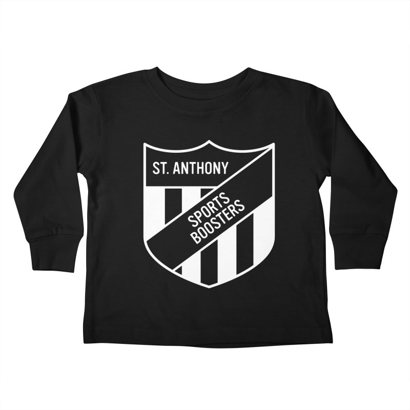 St.Anthony Sports Boosters Kids Toddler Longsleeve T-Shirt by 144design