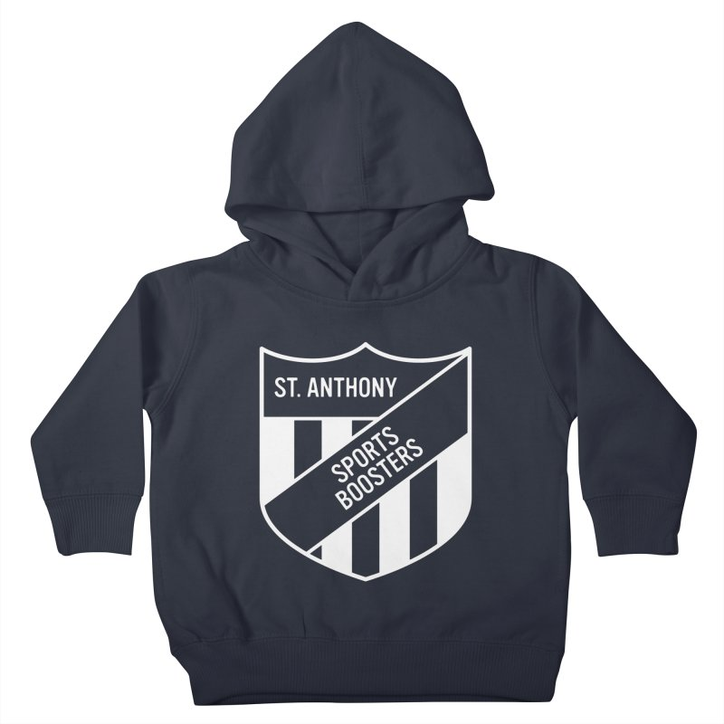 St.Anthony Sports Boosters Kids Toddler Pullover Hoody by 144design