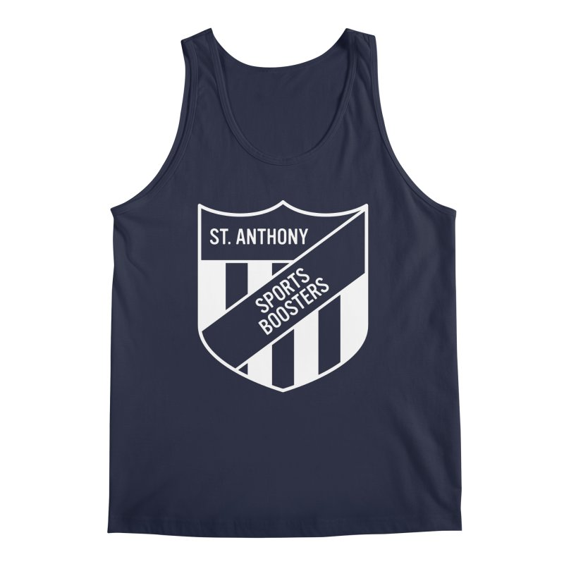 St.Anthony Sports Boosters Men's Regular Tank by 144design