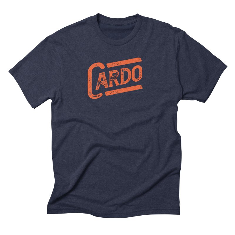 Cardo Men's Triblend T-Shirt by 144design