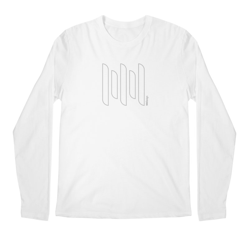 144icon Men's Regular Longsleeve T-Shirt by 144design