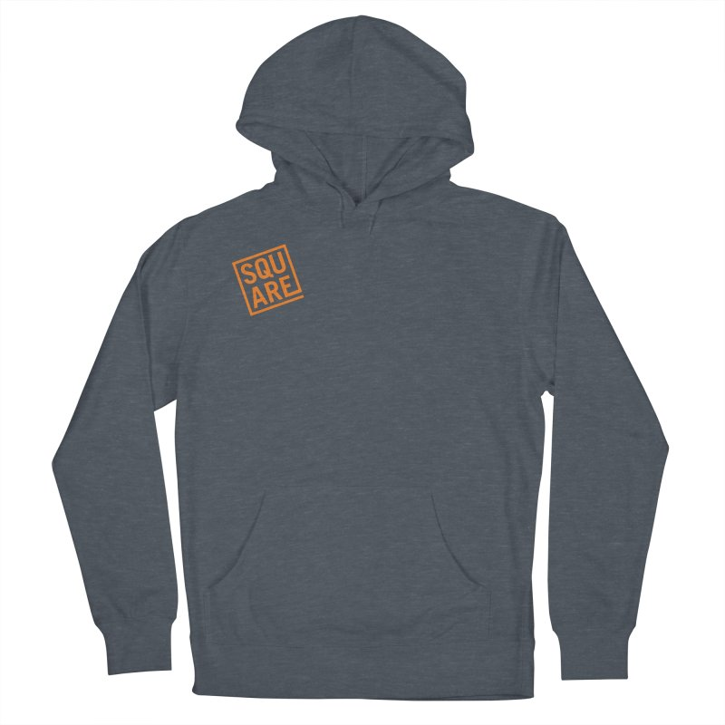 SQUARE Women's Pullover Hoody by 144design