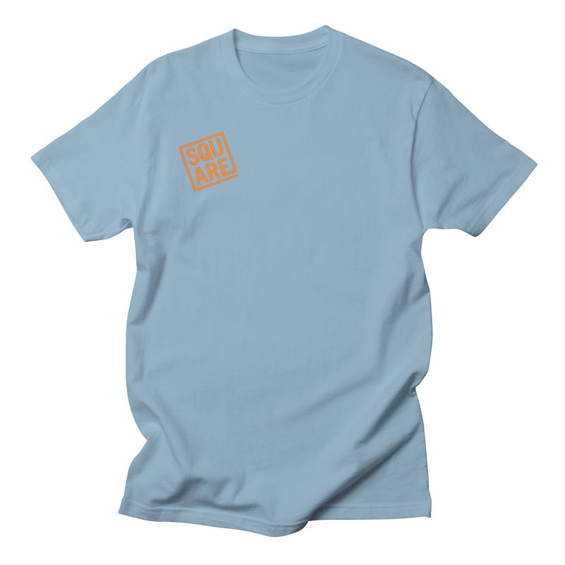 SQUARE Men's T-Shirt by 144design