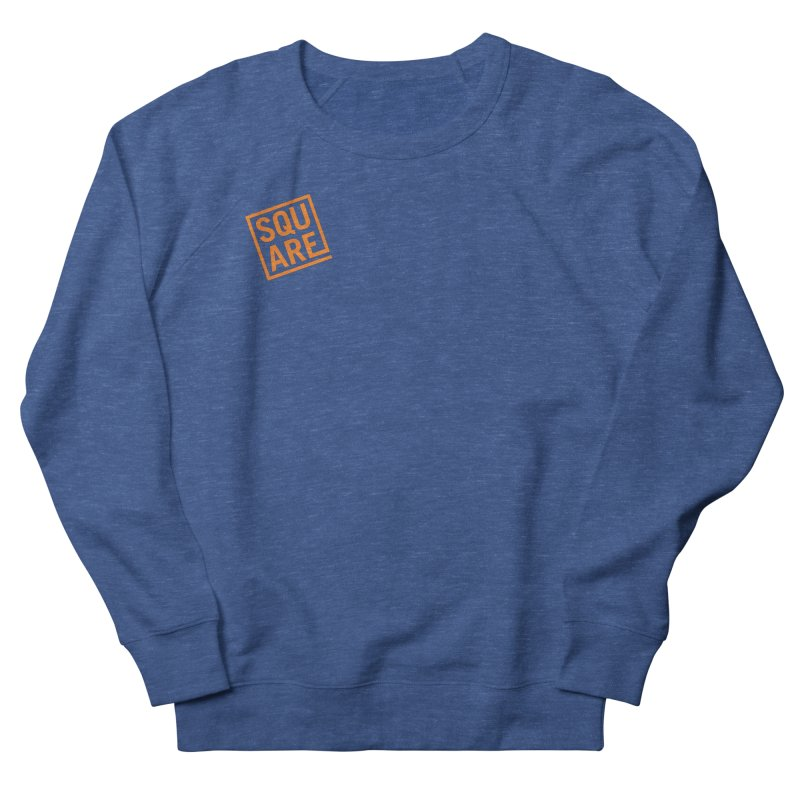 SQUARE Men's Sweatshirt by 144design