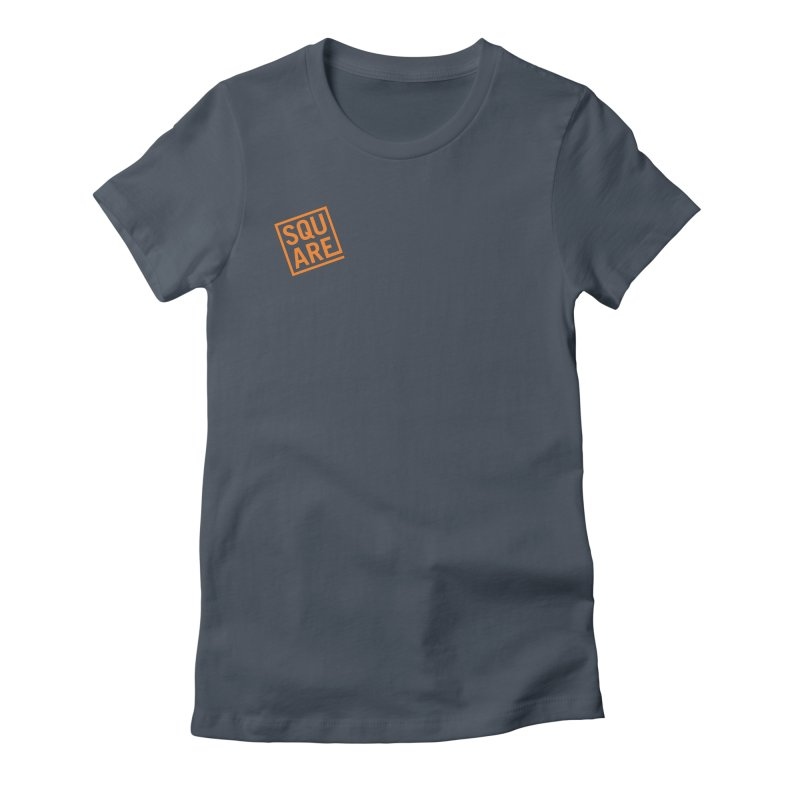 SQUARE Women's T-Shirt by 144design