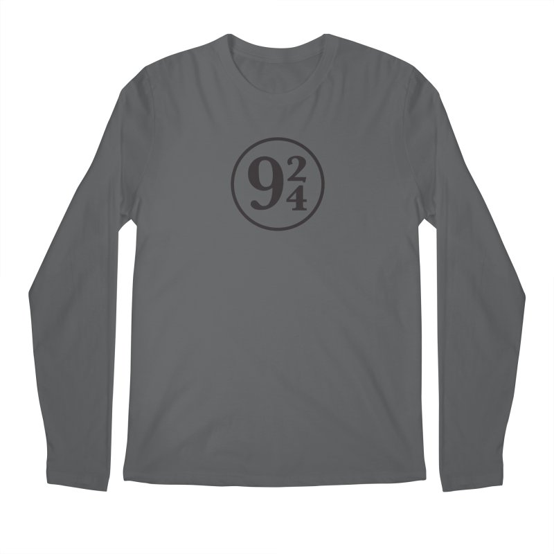 9 2 4  Men's Regular Longsleeve T-Shirt by 144design