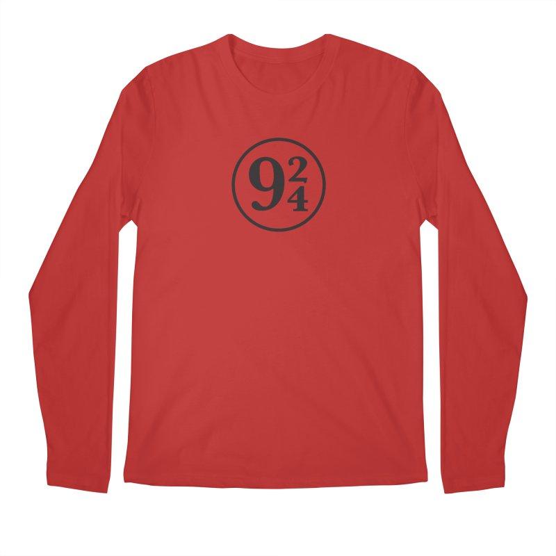 9 2 4  Men's Regular Longsleeve T-Shirt by 144design