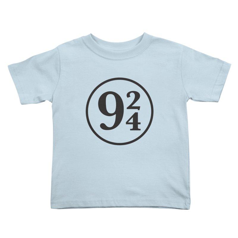 9 2 4  Kids Toddler T-Shirt by 144design