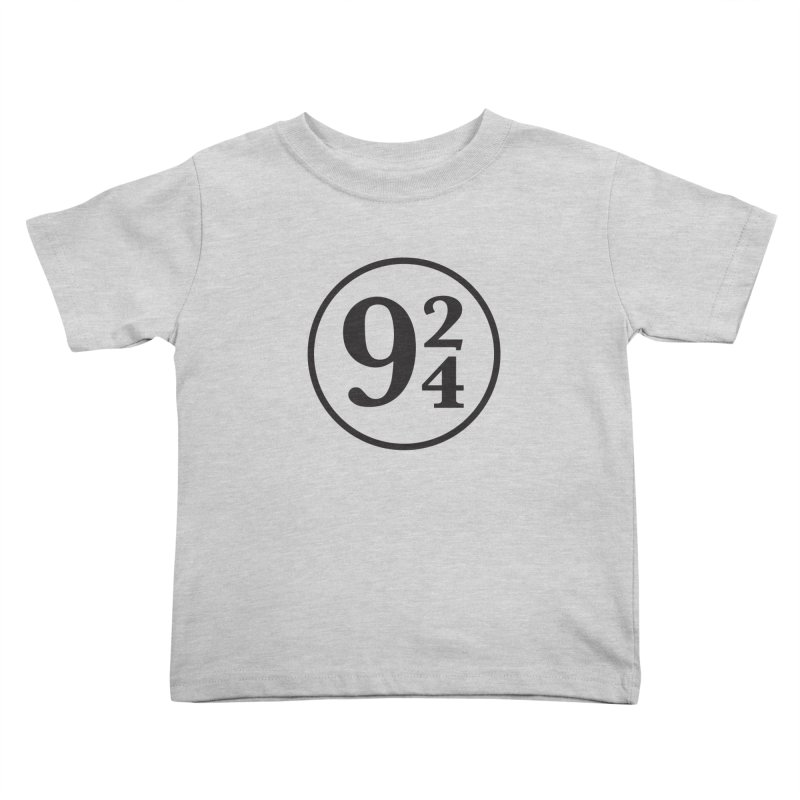 9 2 4  Kids Toddler T-Shirt by 144design