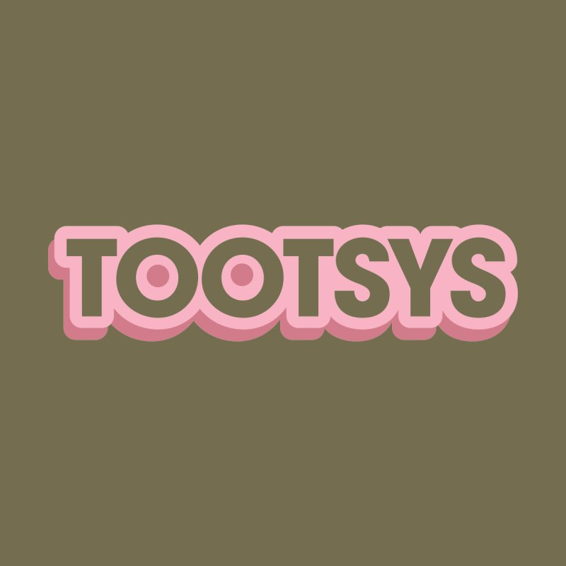 TOOTSYS Men's T-Shirt by 144design