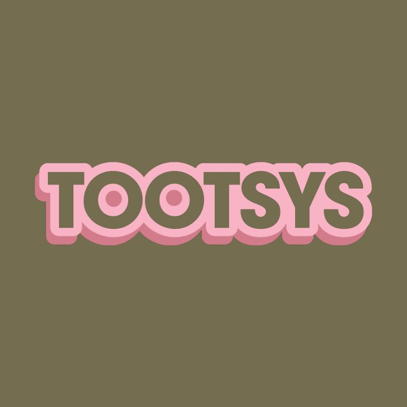 TOOTSYS Men's T-Shirt by 144design