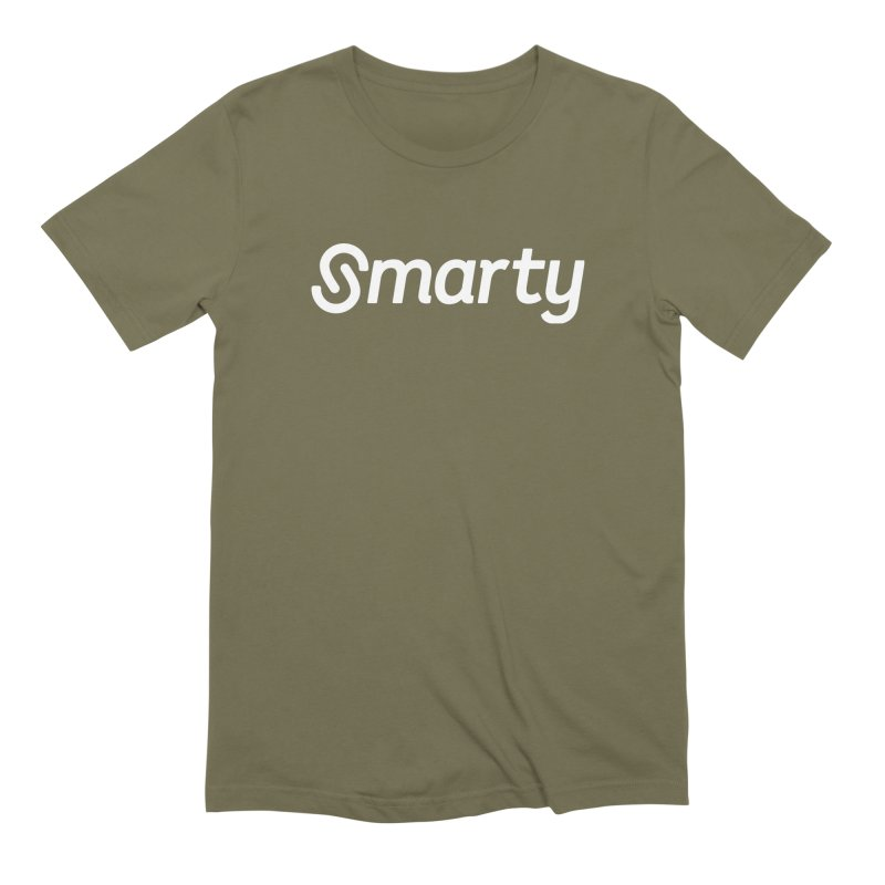 Smarty Men's T-Shirt by 144design