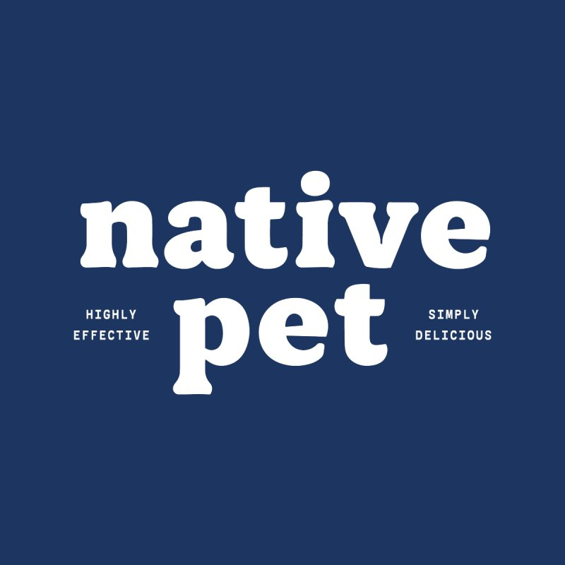Native Pet - white Men's T-Shirt by 144design