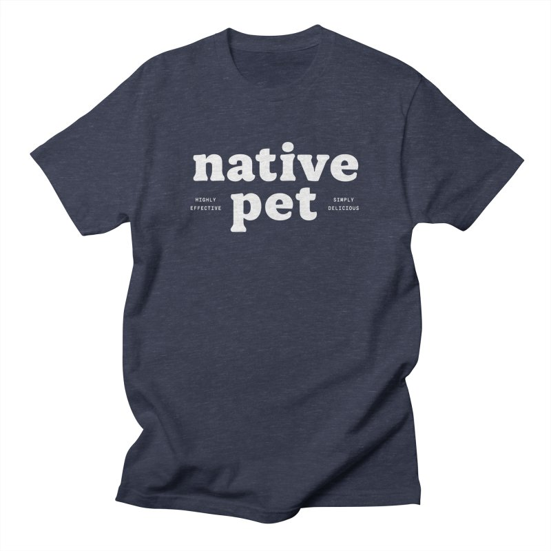 Native Pet - white Women's T-Shirt by 144design