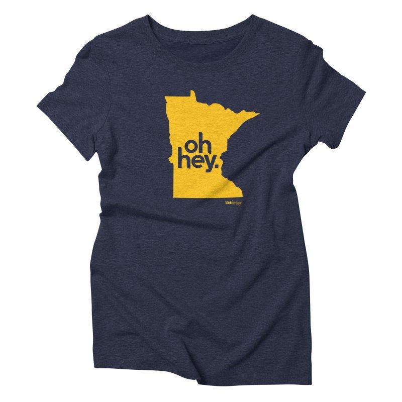 Oh Hey : Minnesota   by 144design