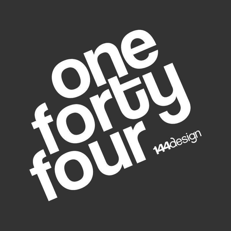 onefortyfour-white Women's Tank by 144design