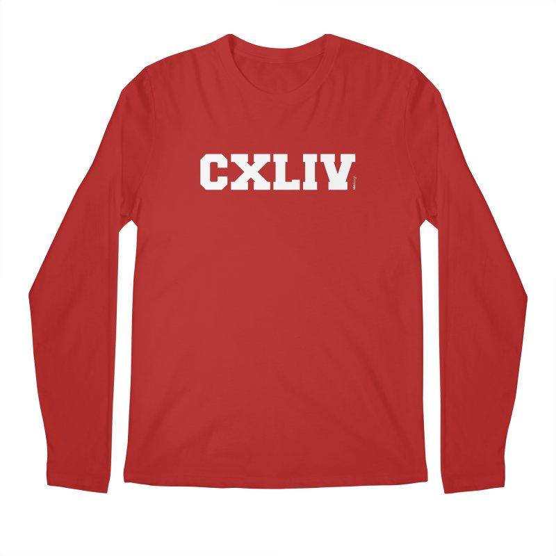 CXLIV (White)   by 144design