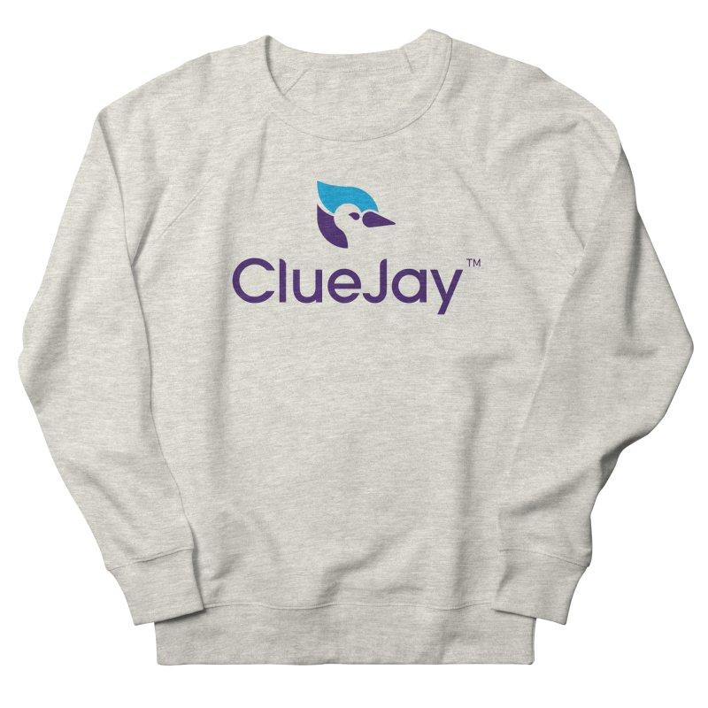 ClueJay Men's Sweatshirt by 144design