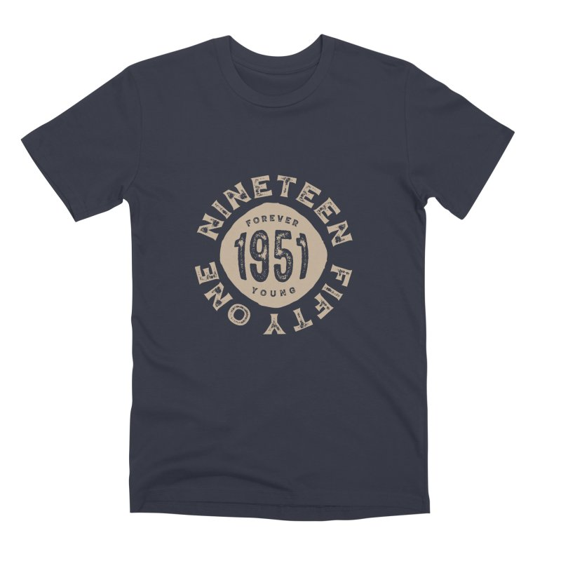 1951 Men's T-Shirt by 144design