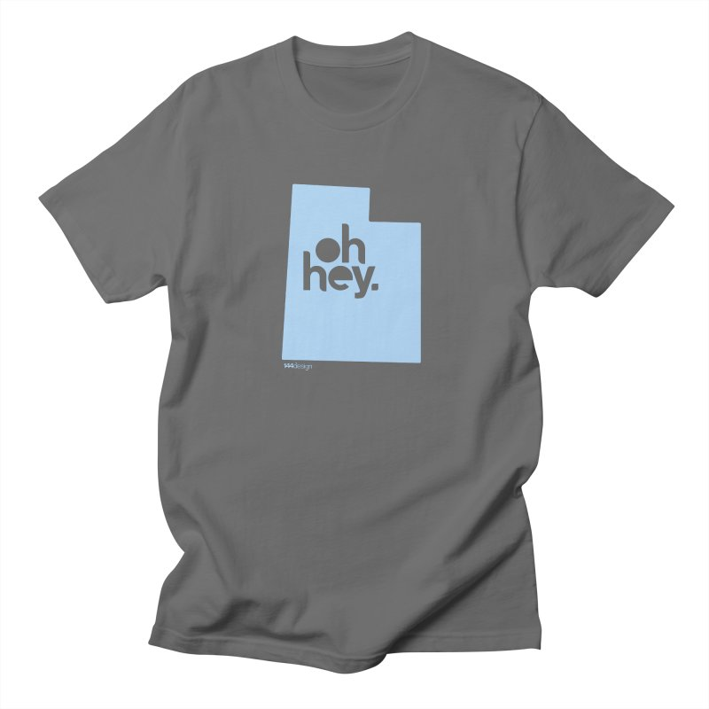 Oh Hey - Utah Women's T-Shirt by 144design