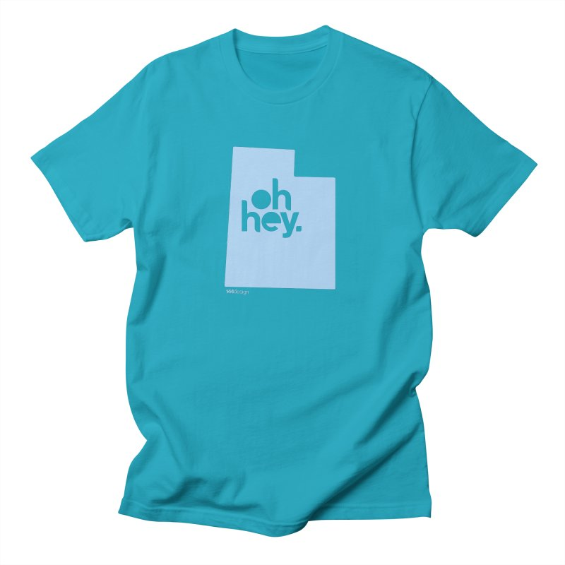 Oh Hey - Utah Women's Unisex T-Shirt by 144design