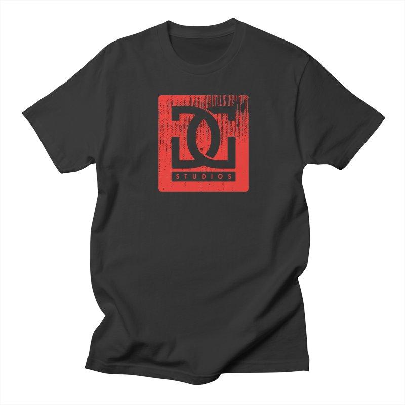 DJG Studios Men's Regular T-Shirt by 144design