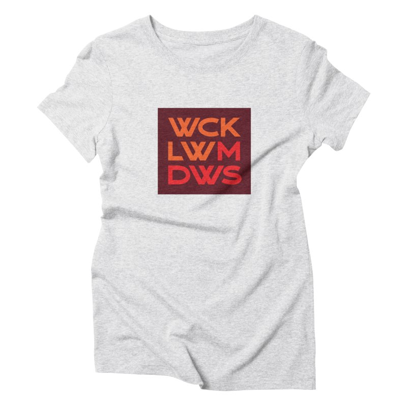 Wicklow Meadows - WCKLWMDWS Women's T-Shirt by 144design