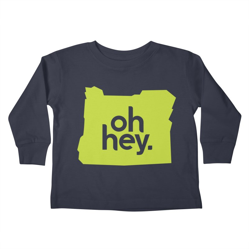 Oh Hey : Oregon   by 144design