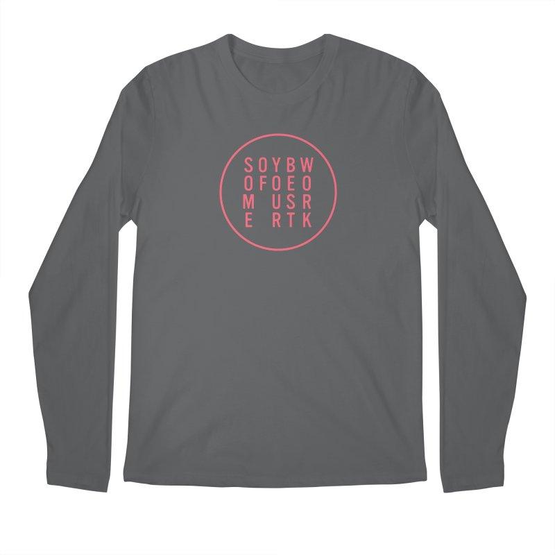 SOYBW Men's Longsleeve T-Shirt by 144design
