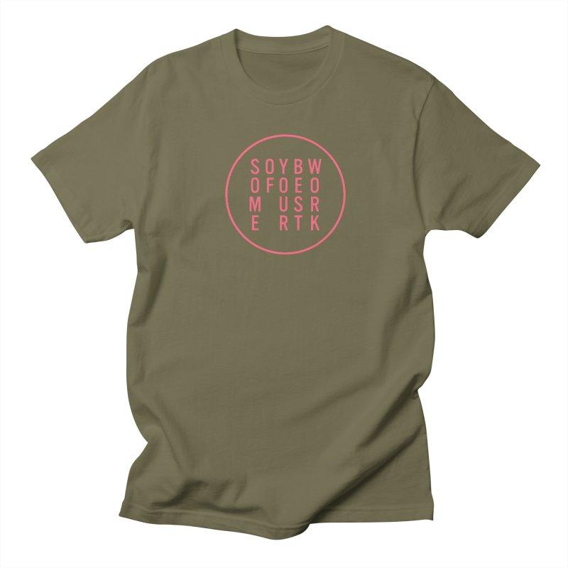 SOYBW Men's T-Shirt by 144design