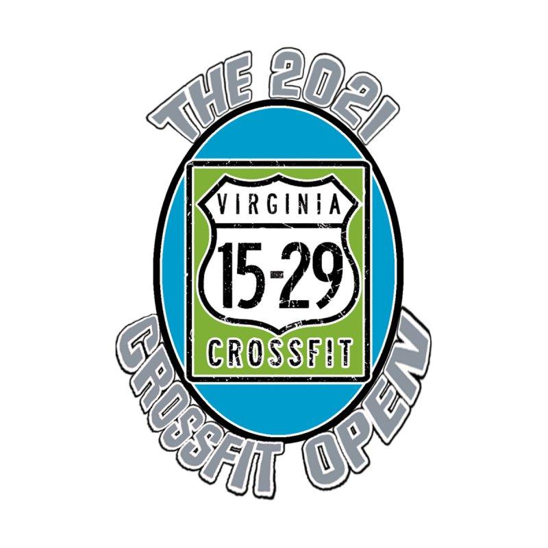 2021 Open Shirt Women's Tank by 1529 CrossFit Merch