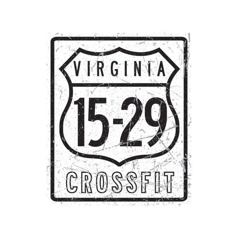 1529 OG Logo Men's T-Shirt by 1529 CrossFit Merch