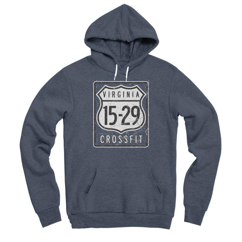 1529 OG Logo Women's Sponge Fleece Pullover Hoody by 1529 CrossFit Merch