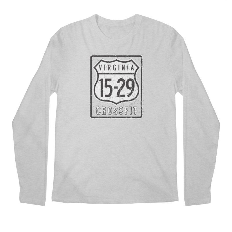 1529 OG Logo Men's Regular Longsleeve T-Shirt by 1529 CrossFit Merch