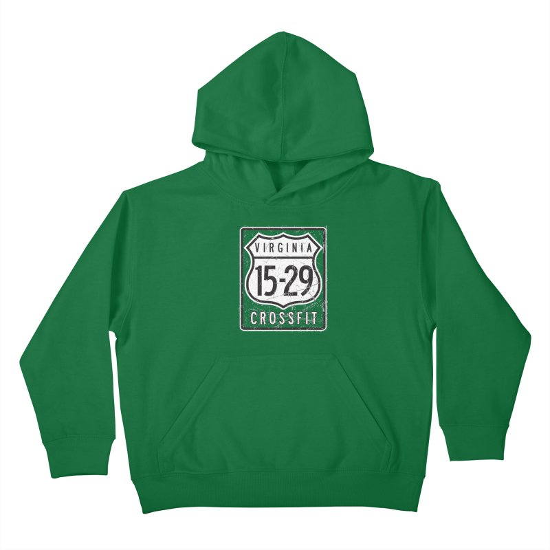 1529 OG Logo Kids Pullover Hoody by 1529 CrossFit Merch