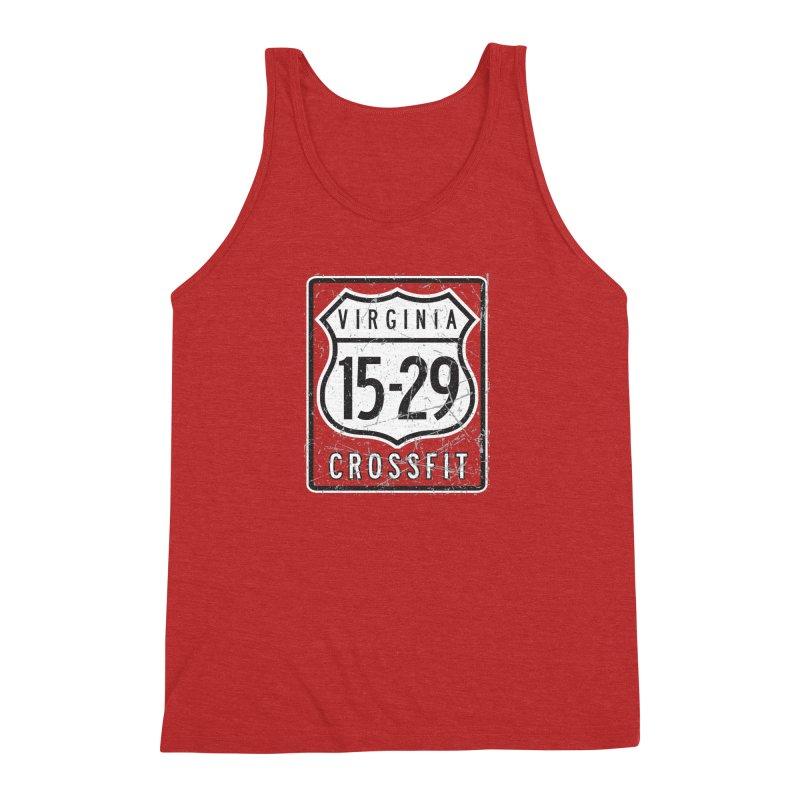 1529 OG Logo Men's Triblend Tank by 1529 CrossFit Merch