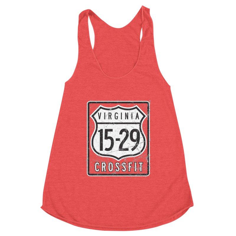 1529 OG Logo Women's Tank by 1529 CrossFit Merch